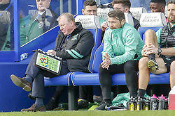March 9, 2019 - London, England, United Kingdom - Queens Park Rangers manager Steve McClaren during the first half of the Sky Bet Championship match between Queens Park Rangers and Stoke City at Loftus Road Stadium, London on Saturday 9th March 2019. (Credit Image: © Mi News/NurPhoto via ZUMA Press)