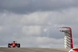 October 21, 2017 - Austin, United States of America - Motorsports: FIA Formula One World Championship 2017, Grand Prix of United States, ..#7 Kimi Raikkonen (FIN, Scuderia Ferrari) (Credit Image: © Hoch Zwei via ZUMA Wire)