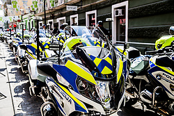Police during Stage 3 of 24th Tour of Slovenia 2017 / Tour de Slovenie from Celje to Rogla (167,7 km) cycling race on June 16, 2017 in Slovenia. Photo by Vid Ponikvar / Sportida