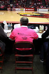 05 February 2016: Dave Colee. Illinois State University Women's Redbird Basketball team hosted the Sycamores of Indiana State for a Play4 Kay game at Redbird Arena in Normal Illinois.