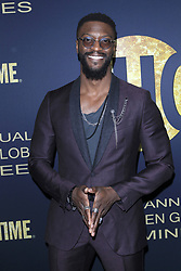 January 5, 2019 - West Hollywood, CA, USA - LOS ANGELES - JAN 5:  Aldis Hodge at the Showtime Golden Globe Nominees Celebration at the Sunset Tower Hotel on January 5, 2019 in West Hollywood, CA (Credit Image: © Kay Blake/ZUMA Wire)