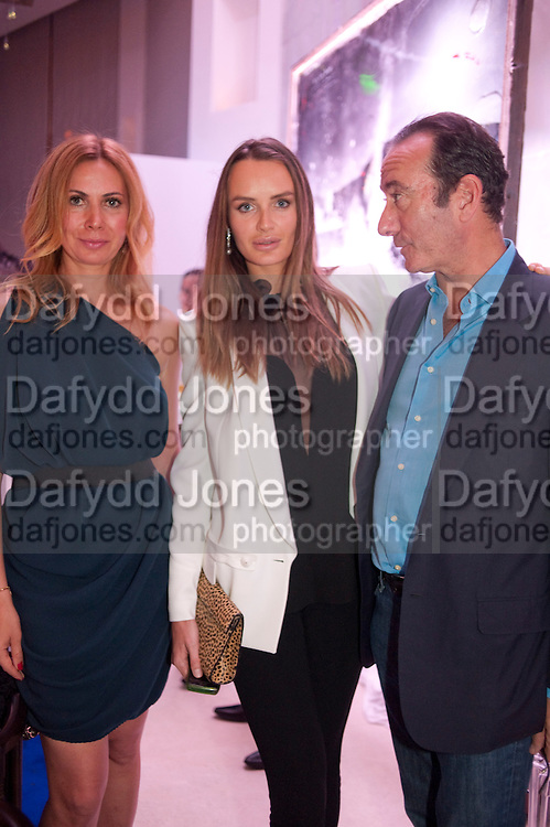 """INGA RUBENSTEIN; MASHA MARKOVA; ROBERT HANSON, Andy Valmorbida hosts party to  honor artist Raphael Mazzucco and Executive Editors Jimmy Iovine and Sean ÒDiddyÓ Combs with a presentation of works from their new book, Culo by Mazzucco. Dinner at Mr.ÊChow at the W South Beach.Ê2201 Collins Avenue,Miami Art Basel 2 December 2011<br /> INGA RUBENSTEIN; MASHA MARKOVA; ROBERT HANSON, Andy Valmorbida hosts party to  honor artist Raphael Mazzucco and Executive Editors Jimmy Iovine and Sean """"Diddy"""" Combs with a presentation of works from their new book, Culo by Mazzucco. Dinner at Mr.Chow at the W South Beach.2201 Collins Avenue,Miami Art Basel 2 December 2011"""