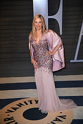 Mira Sorvino at the 2018 Vanity Fair Oscar Party hosted by Radhika Jones held at the Wallis Annenberg Center for the Performing Arts on March 4, 2018, Los Angeles, Beverly Hills, CA, USA. Photo by DN Photography/ABACAPRESS.COM