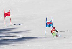 Klemen Kosi (SLO) competes during 9th Men's Giant Slalom race of FIS Alpine Ski World Cup 55th Vitranc Cup 2016, on March 4, 2016 in Kranjska Gora, Slovenia. Photo by Vid Ponikvar / Sportida