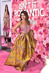 February 11, 2019 - Los Angeles, Kalifornien, USA - Priyanka Chopra bei der Weltpremiere des Kinofilms 'Isn't It Romantic' im Theatre at Ace Hotel. Los Angeles, 11.02.2019 (Credit Image: © Future-Image via ZUMA Press)