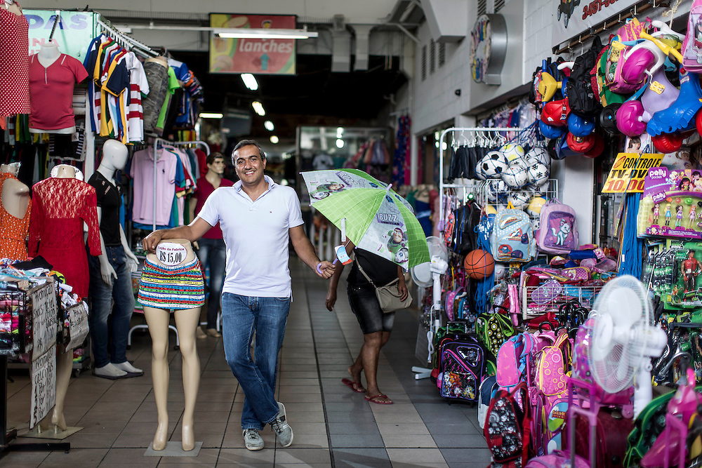 Belo Horizonte_MG, Brasil.<br /> <br /> Elias Tergilene, presidiente da rede de shoppings UAI e socio da Doimo moveis. <br /> <br /> Elias Tergilene, president of  UAI shopping and socio of  the furniture Doimo.<br /> <br /> Foto: LEO DRUMOND / NITRO