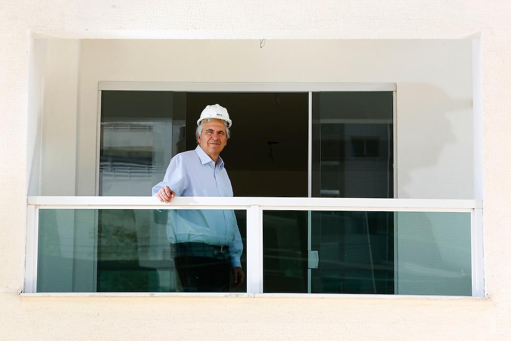 Belo Horizonte_MG, Brasil.<br /> <br /> Retrato de Rubens Menin, presidente da MRV Engenharia.<br /> <br /> Rubens Menin portrait, He is the president of MRV engineering.<br /> <br /> Foto: MARCUS DESIMONI / NITRO