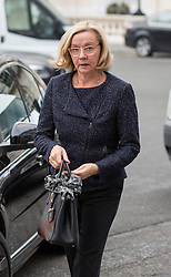 © Licensed to London News Pictures. 02/12/2016. London, UK. Ambassador of Finland to the UK Päivi Luostarinen arriving at Chatham House for Boris Johnson's first set piece speech as Foreign and Commonwealth Secretary. Photo credit : Tom Nicholson/LNP