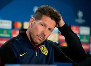 Atletico Press Conference 110417