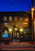 Ellicott Mills Brewing Company in historic Ellicott City, Maryland