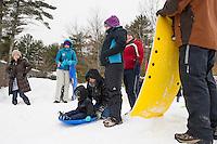 Winterfest at Prescott Farm Saturday, February 14, 2015.  Karen Bobotas for the Laconia Daily Sun