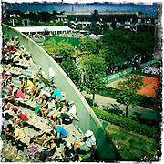 Roland Garros. Paris, France. May 27th 2012.Suzanne Lenglen court..