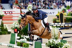 ereSmith Robert, GBR, Bavi<br /> Gothenburg Horse Show FEI World Cups 2017<br /> © Hippo Foto - Stefan Lafrentz<br /> 26/02/17