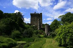 July 21, 2019 - Blarney Castle, County Cork, Ireland (Credit Image: © Peter Zoeller/Design Pics via ZUMA Wire)
