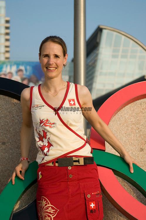 China Qindao Sailing Olympic Games 2008 Swiss Sailing Team