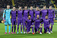 La formazione della Fiorentina<br /> Roma 12-03-2015 Stadio Artemio Franchi<br /> Football Calcio 2014/2015 Europa League<br /> Fiorentina-Roma<br /> Foto Luca Pagliaricci / Insidefoto