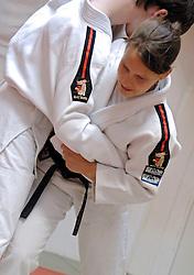 12-08-2005 JUDO: REPORTAGE KATRIEN ONGENA: ZELLE BELGIE