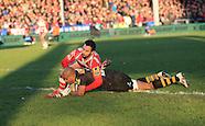 Gloucester Rugby v Wasps 281214