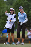 Brooke M. Henderson (CAN) looks over her tee shot on 2 during round 2 of the 2019 US Women's Open, Charleston Country Club, Charleston, South Carolina,  USA. 5/31/2019.<br /> Picture: Golffile | Ken Murray<br /> <br /> All photo usage must carry mandatory copyright credit (© Golffile | Ken Murray)