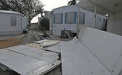 Hurricane Irma damage in Briny Breezes, FL, USA on Monday, September 11, 2017. Photo by Jim Rassol/Sun Sentinel/TNS/ABACAPRESS.COM