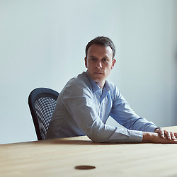 Paris, France. June 9, 2016. Sacha Poignonnec, CEO for Africa Internet Group, at his company's office. Photo: Antoine Doyen