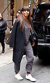 Kelly Rowland in Soho