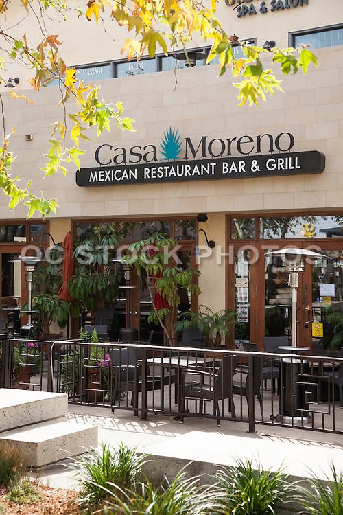 Casa Moreno Mexican Restaurant at Claremont Village Square
