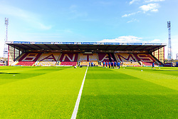 A general view of the Northern Commercials Stadium , home to Bradford City - Mandatory by-line: Ryan Crockett/JMP - 29/09/2018 - FOOTBALL - Northern Commercials Stadium - Bradford, England - Bradford City v Bristol Rovers - Sky Bet League One