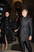KATIE GRAND, Alexander McQueen: Savage Beauty Gala, Victoria and Albert Museum, and A. 12th March 2015