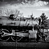 Near the End of the Line<br />editted & converted to B&W 2/23/15