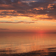 """Magnificent Sunset""<br />