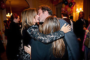 NATALIE MASSENET; JAMES SEYMOUR; ANYA HINDMARCH, Kate Reardon and Michael Roberts host a party to celebrate the launch of Vanity Fair on Couture. The Ballroom, Moet Hennessy, 13 Grosvenor Crescent. London. 27 October 2010. -DO NOT ARCHIVE-© Copyright Photograph by Dafydd Jones. 248 Clapham Rd. London SW9 0PZ. Tel 0207 820 0771. www.dafjones.com.