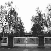 Begraafplaats Naarderstraat Huizen