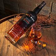 Kentucky straight bourbon whiskey from New Riff Distillery in Newport, Kentucky. Nathan Lambrecht/Journal Communications
