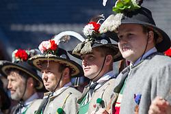 17.08.2014, Kongress, Alpbach, AUT, Forum Alpbach, Tiroltag, im Bild Alpbacher Schützenkompanie // during the tyrol Day of European Forum Alpbach at the Congress in Alpach, Austria on 2014/08/17. EXPA Pictures © 2014, PhotoCredit: EXPA/ Johann Groder