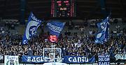 Red October Mia Cantù - EA7 Emporio Armani Milano<br /> LegaBasket serieA 2017-2018<br /> Play off - Quarti di finale Gara3<br /> Milano 16/05/2018<br /> Foto Ciamillo-Castoria / Vincenzo Delnegro