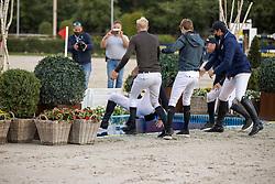 Verlooy Jos, BEL<br /> Belgisch Kampioenschap Jumping  <br /> Lanaken 2020<br /> © Hippo Foto - Dirk Caremans<br /> <br />  05/09/2020