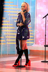 March 25, 2019 - New York, New York, USA - Rita Ora in der NBC TV-Sending 'The Today Show' im Rockefeller Center. New York, 25.03.2019. (Credit Image: © Future-Image via ZUMA Press)