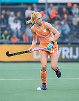 AMSTELVEEN -  Margot Van Geffen (Ned)     tijdens de dames hockeywedstrijd , Nederland-Ierland (4-0)  bij het EK hockey. Euro Hockey 2021.   COPYRIGHT KOEN SUYK