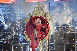 Bebe Rexha bei Verleihung der MTV Europe Music Awards in Rotterdam / 061116 <br /> <br /> *** The show during the MTV Europe Music Awards in Rotterdam, Netherlands, November 06, 2016 ***