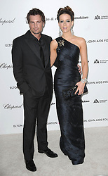 Photo by: Genesis/starmaxinc.com<br /> ©2009<br /> <br /> 2/22/09<br /> Kate Beckinsale and Len Wiseman at the Chopard Oscar Party.<br /> (West Hollywood, CA)