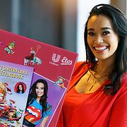 NLD/Utrecht/20181121 - Presentatie Het Grote Sinterklaas Meezingboek door Romy Monteiro,