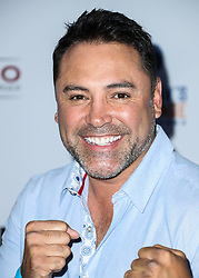 LOS ANGELES, CA, USA - AUGUST 23: 6th Annual PingPong4Purpose held at Dodger Stadium on August 23, 2018 in Los Angeles, California, United States. 23 Aug 2018 Pictured: Oscar De La Hoya. Photo credit: Xavier Collin/Image Press Agency / MEGA TheMegaAgency.com +1 888 505 6342