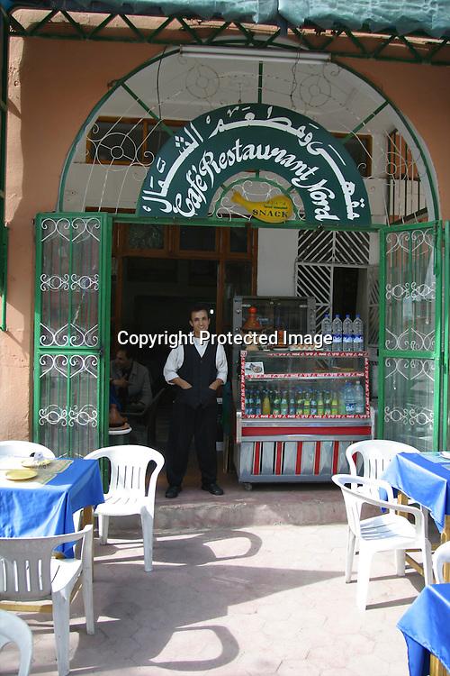 restaurant in marakech