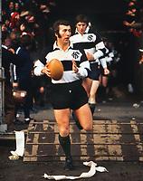 John Dawes - Barbarians. Barbarians v New Zealand (All Blacks ), Cardiff, 27/01/1973 Credit  : Colorsport / Colin Elsey