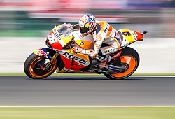 October 21, 2017 - Melbourne, Victoria, Australia - Spanish rider Dani Pedrosa (#26) of Repsol Honda Team in action during the second qualifying practice session at the 2017 Australian MotoGP at Phillip Island, Australia. (Credit Image: © Theo Karanikos via ZUMA Wire)