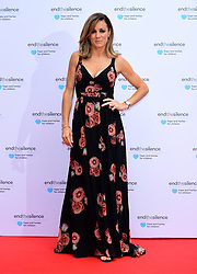 Natalie Pinkham attending the End the Silence Charity Fundraiser at Abbey Road Studios, London.
