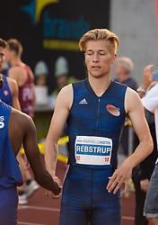 JUNE 5, 2018: Athletics - Marselis Hotel Aarhus Nordic Challenge 2018 in Ceres Park, Aarhus, Danmark, on 12.06.2018. Photo Credit: Lars Jørgensen/EVENTMEDIA.