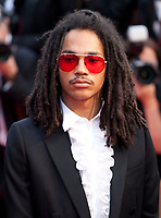 Luka Sabbat at the Opening Ceremony and The Dead Don't Die gala screening at the 72nd Cannes Film Festival Tuesday 14th May 2019, Cannes, France. Photo credit: Doreen Kennedy