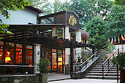Vermion country resort hotel and restaurant in Naoussa. Macedonia, Greece.